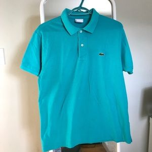 Lacoste short sleeves shirt